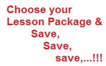 Lesson savings Promotion image